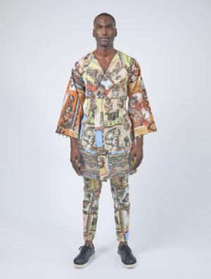Abenguni Suit
