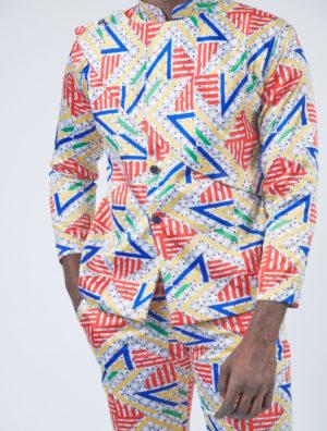 SA Flag Suit