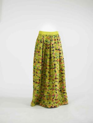 Green with envy skirt