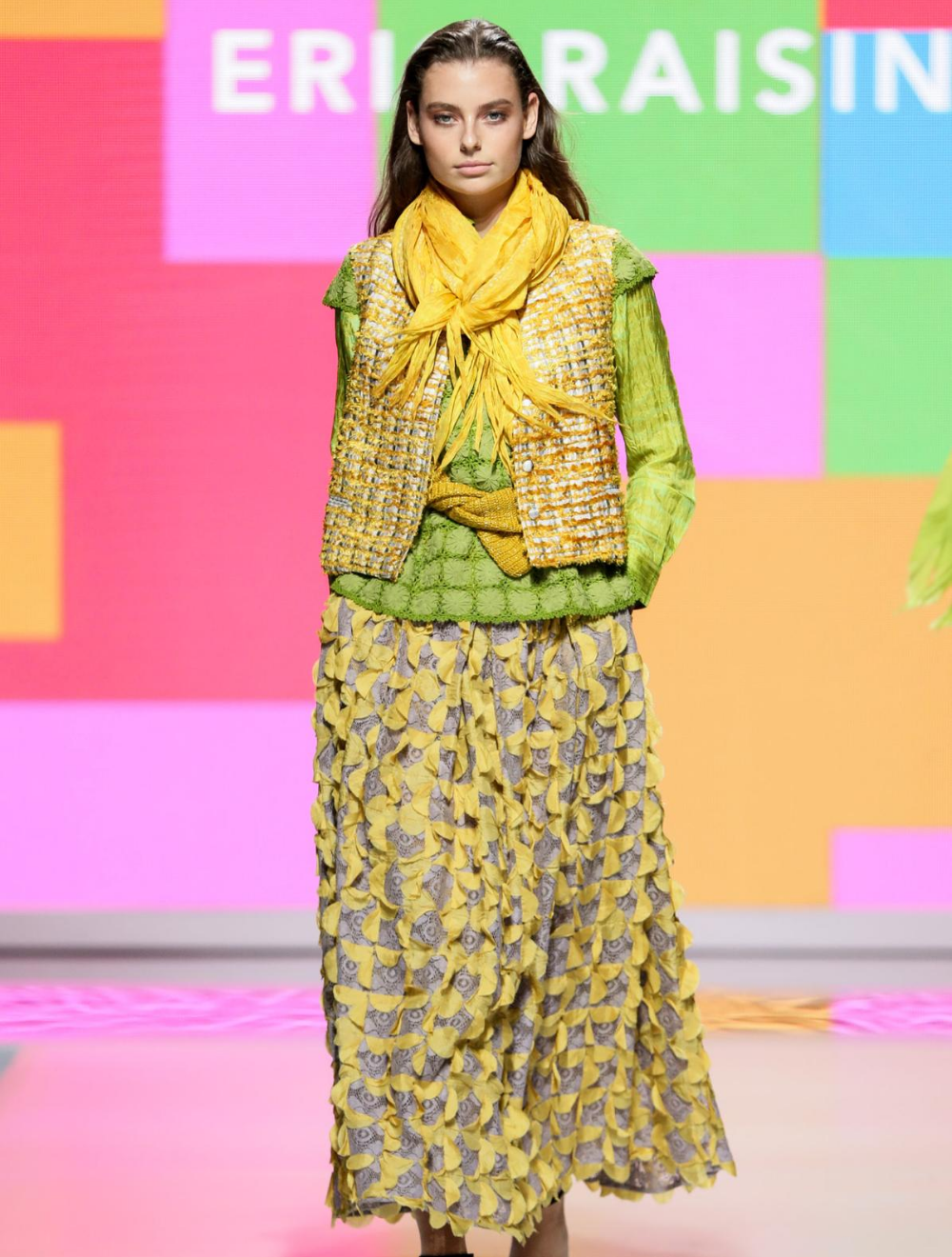 Dandelion Skirt – Runway