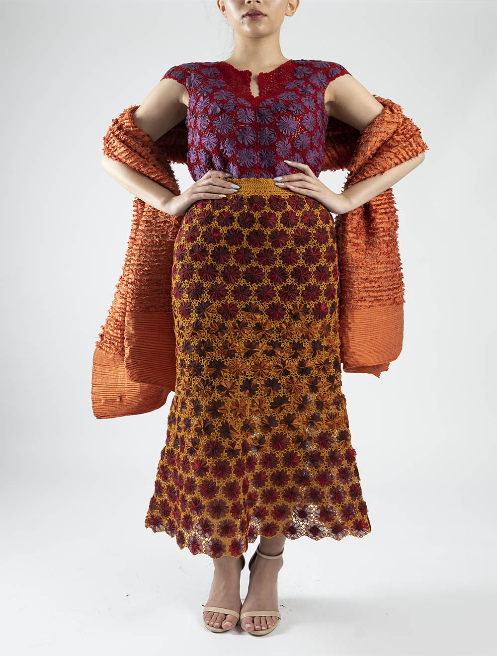 Passion fruit Skirt – Front