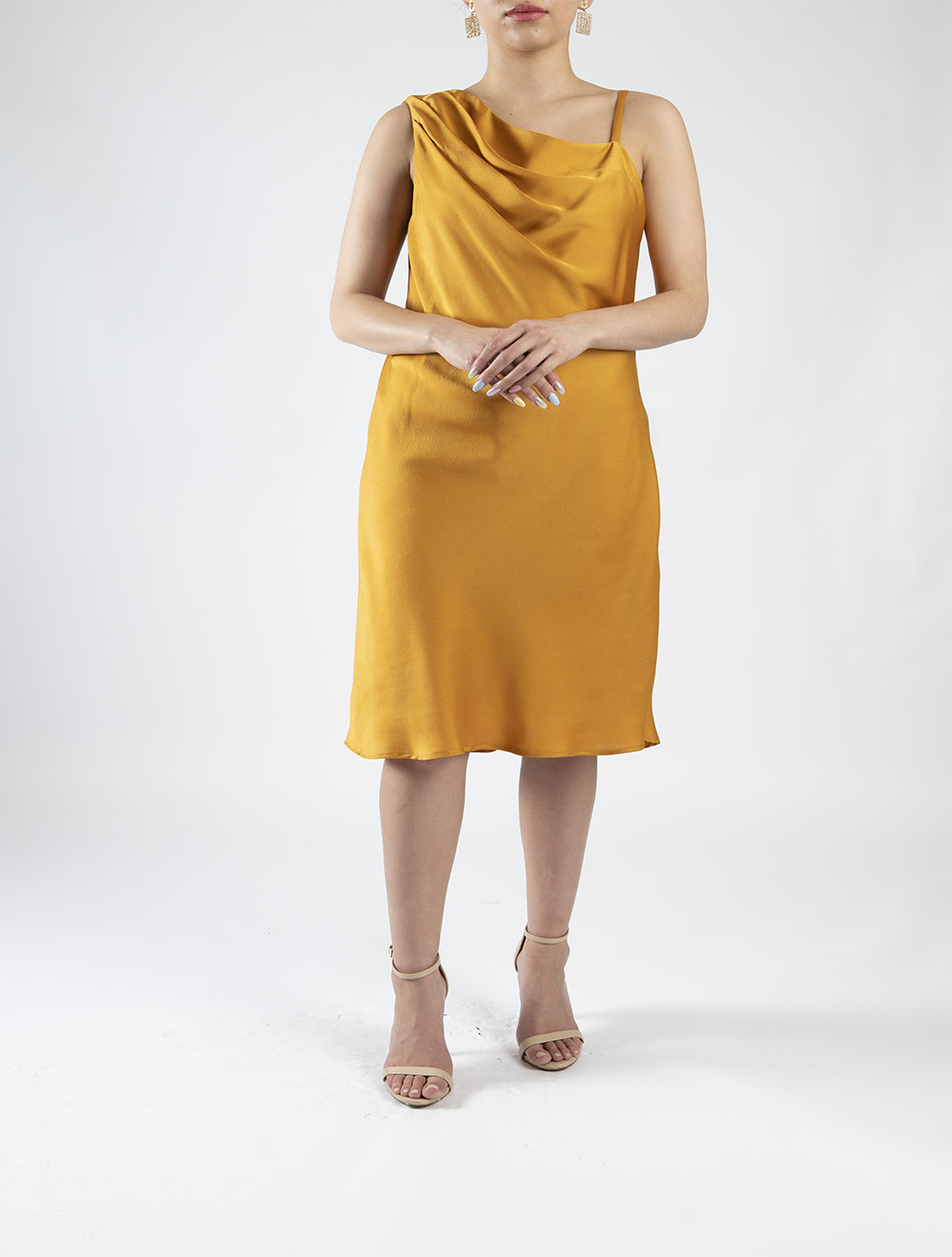 Bias Dress – New Front