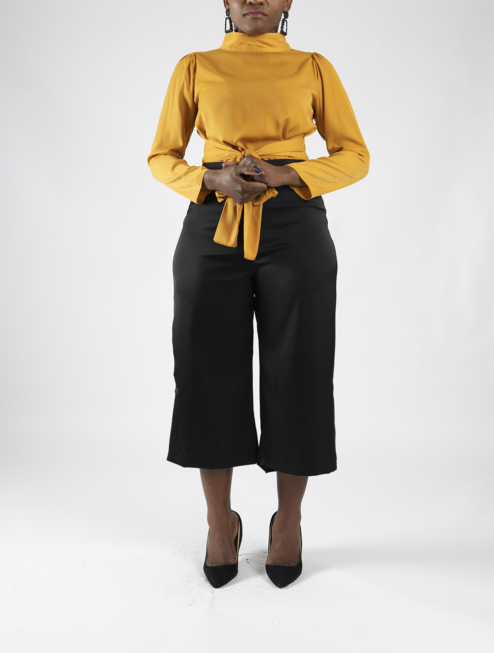 Culottes Trouser – Front