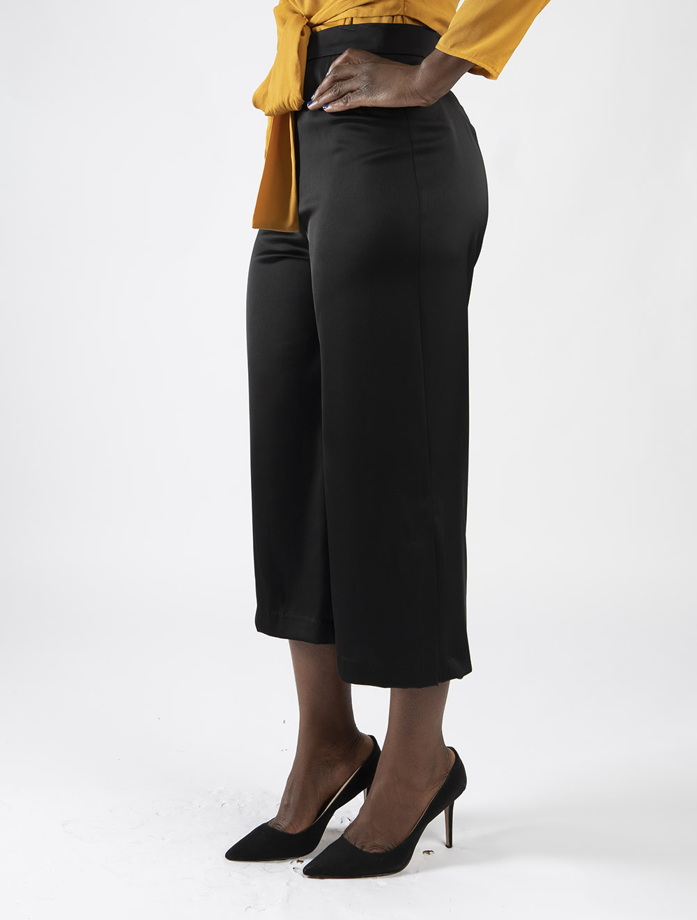 Culottes Trouser – Side