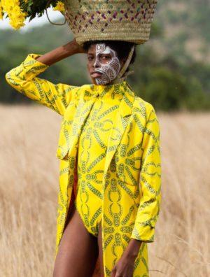 Inkomo Yabenguni Coat