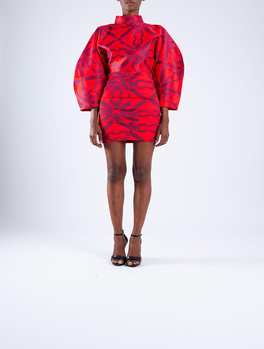 Inkomo yabenguni geo dress