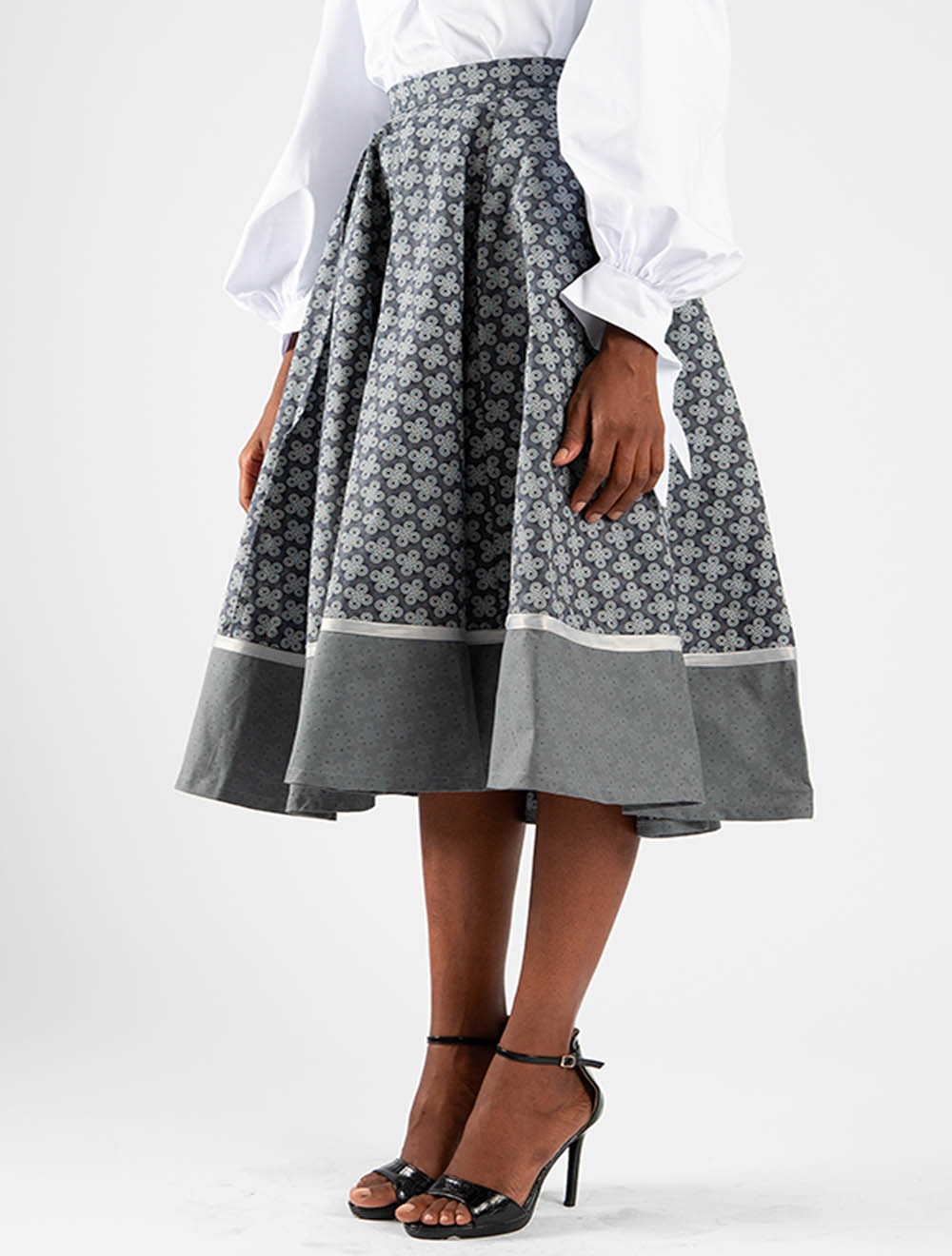 Ngwetsi skirt – Side