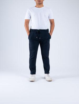 Slim-Fit Drawstring Pants