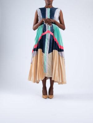 Xhanti Maxi dress