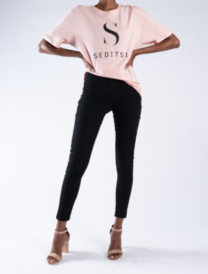 Seditsi Original Ladies T-shirt - Pink