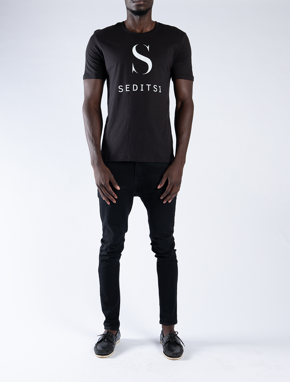 Seditsi Original T-shirt – Black