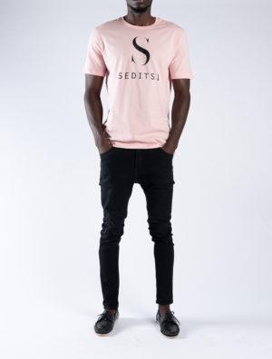 Seditsi Original T-shirt - Pink