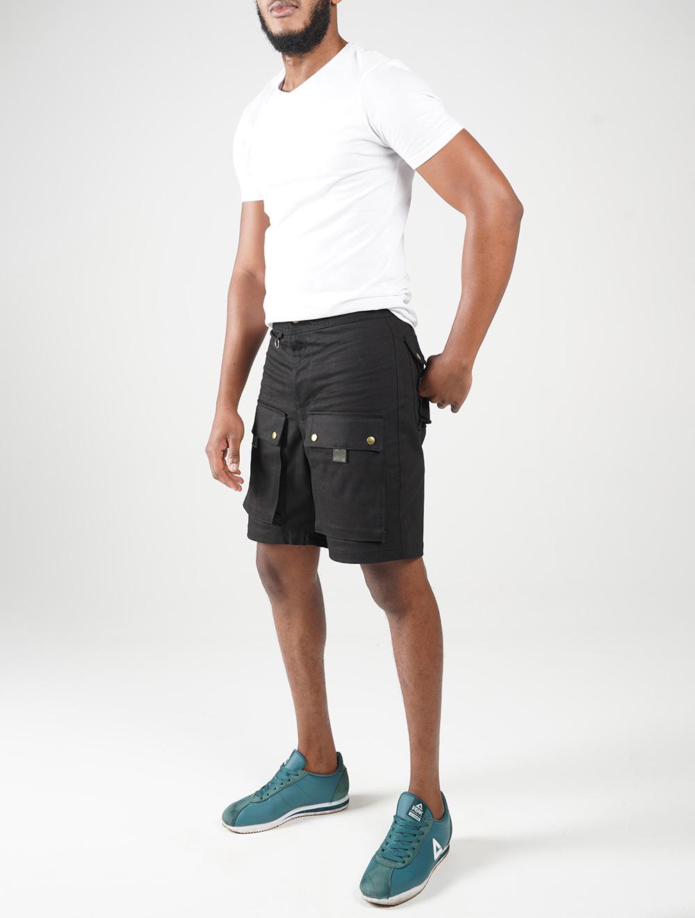 Inkunz'emnyama 3D shorts