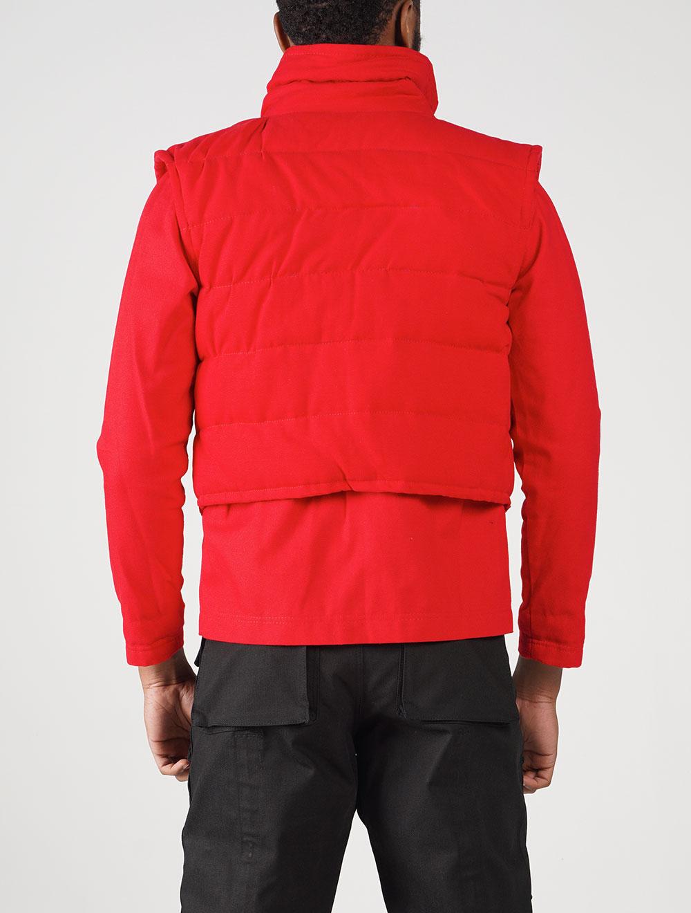Uhambo Bomber jacket – Back