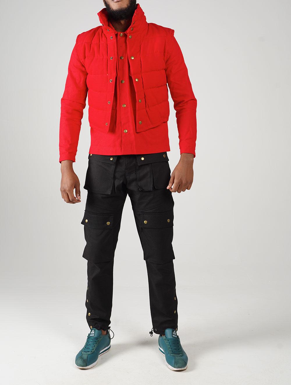 Uhambo Bomber jacket
